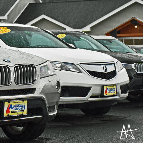 Automotive Photography in Burlington VT