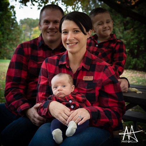 20191016 - Lindsay Bergeron Family